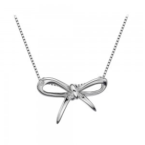 Hot Diamonds Flourish Pendant