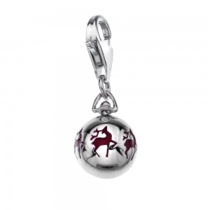 Hot Diamonds Christmas Bauble Charm