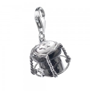 Hot Diamonds Congratulations Charm