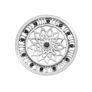 Time Traveller Silver Plated Emozioni Coin
