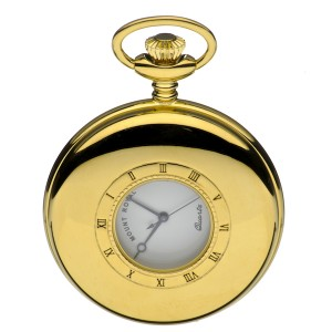 Mount Royal Half Hunter Pocket Watch