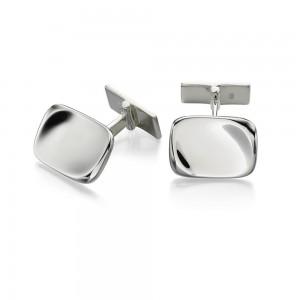 fredbennett 925 Sterling Silver Cufflinks ref V495