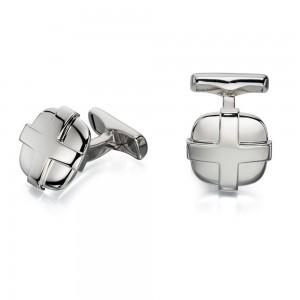 fredbennett 925 Sterling Silver Cufflinks ref V513
